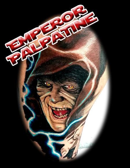 Tattoos - Palpatine cometh - 131980