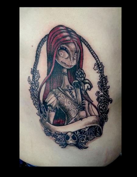 Tattoos - Sally - 104681