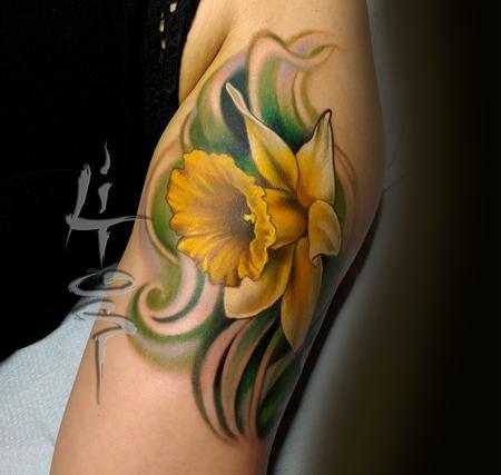 Tattoos - FLOR - 130152