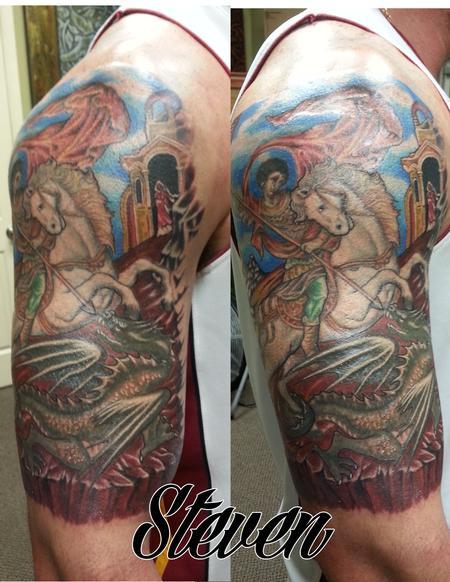 Tattoos - St George - 89041