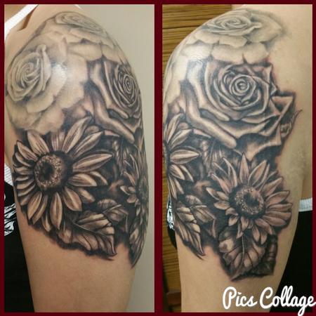 Steve Cornicelli - Sunflowers