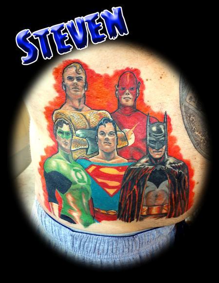 Steve Cornicelli - Superfriends