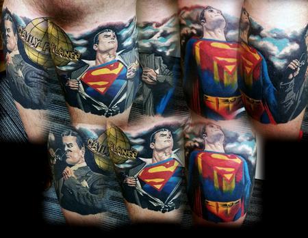 Tattoos - Superman - 125181