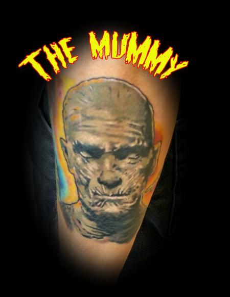 Steve Cornicelli - The mummy
