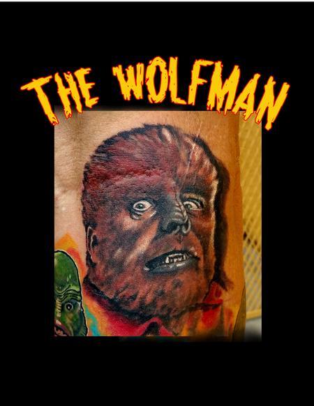Tattoos - wolman - 125185