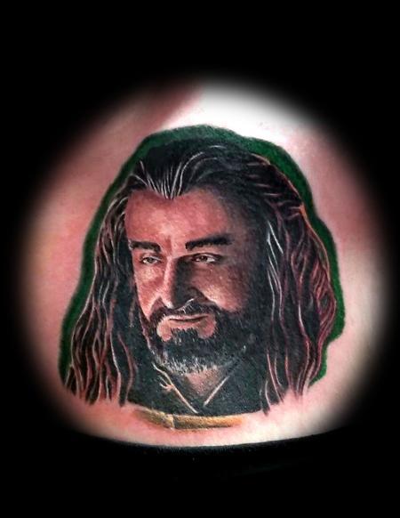 Steve Cornicelli - Thorin!!!
