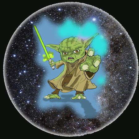 Steve Cornicelli - Yoda