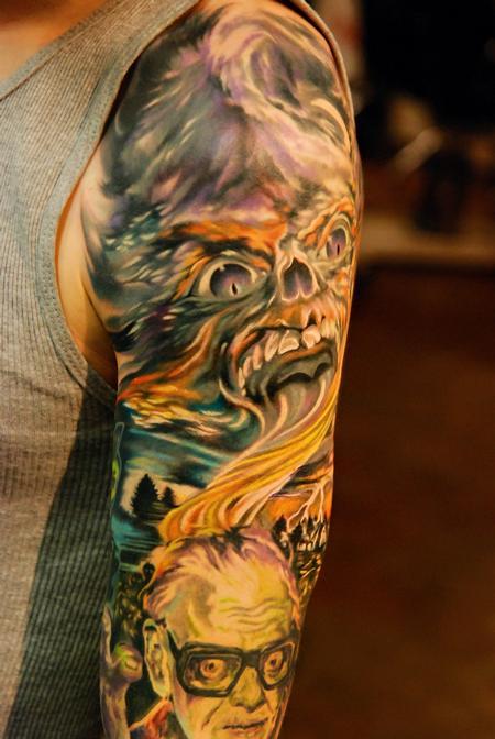 Tattoos - Living Dead ! - 72023