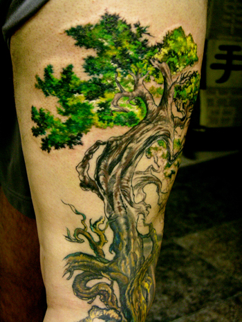 LITOS - TREE of LIFE in progress!