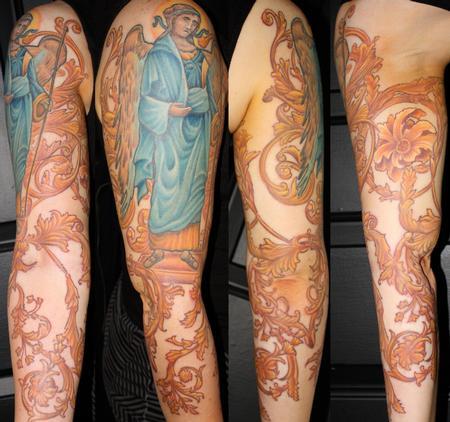 Tattoos - raphael  - 60015