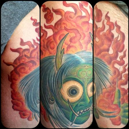Tattoos - rangda - 69876