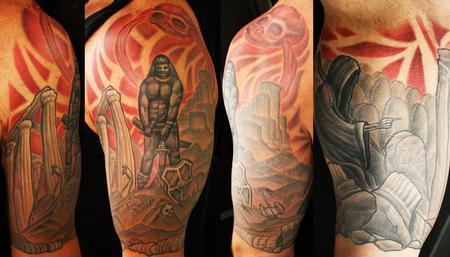 Tattoos - inviticus - 69875