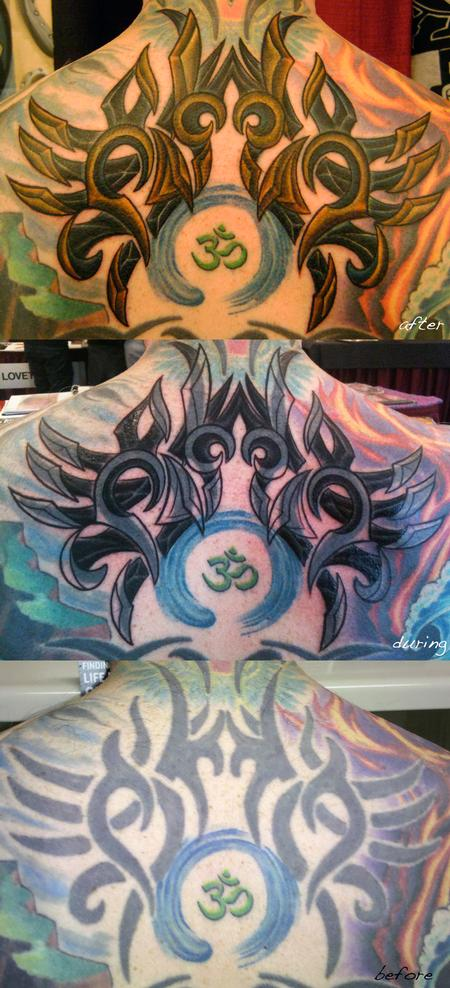 Tattoos - mechanical tribles - 60008
