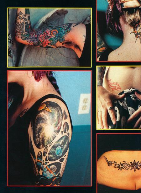 - Tattoo Revue Magazine- Jackson Feature, 1990 - Page 5
