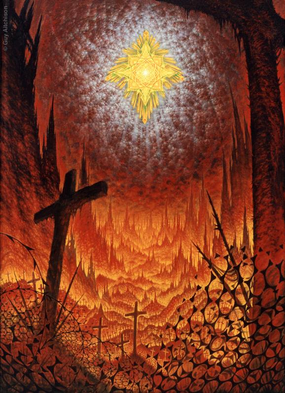Guy Aitchison - Beacon Of Faith, 2002