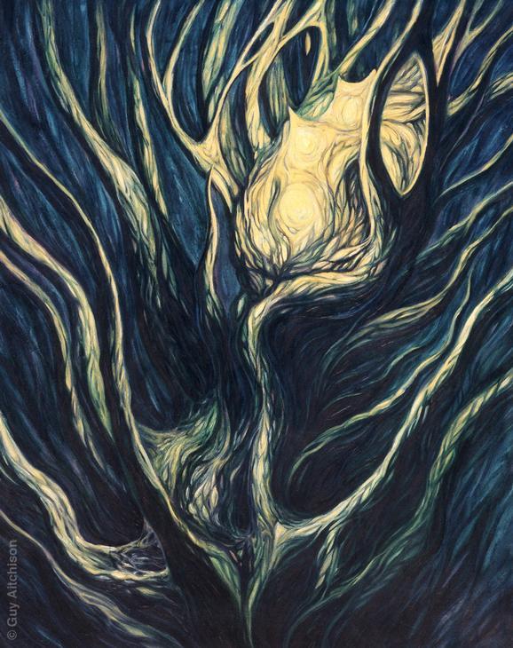 Guy Aitchison - Mind Tree 2, 1994