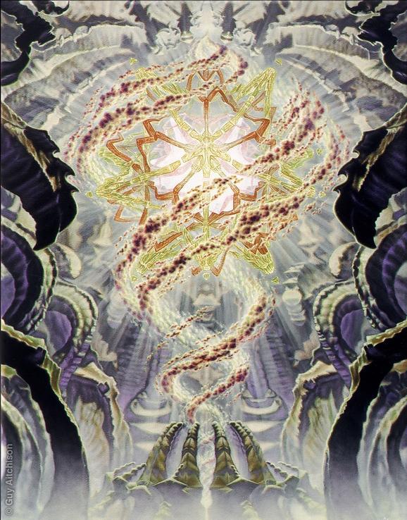 Guy Aitchison - Lightform 6, 2003