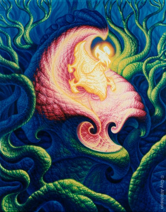 Guy Aitchison - Mind Tree 6, 1998