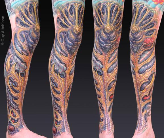 Tattoos - Durb, laser coverup bio - 72525