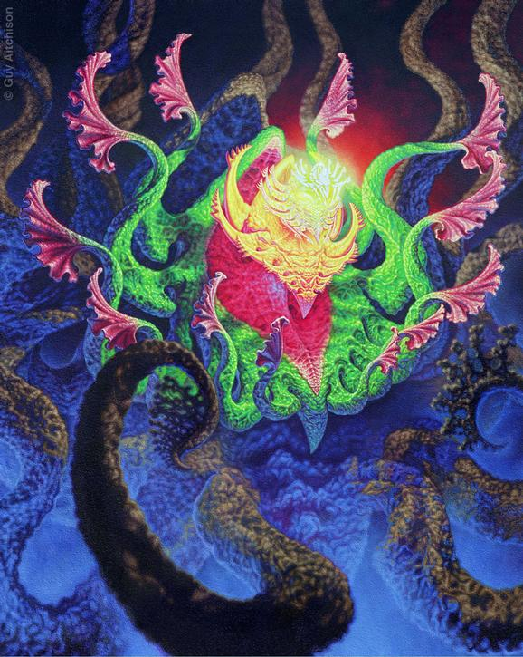 Guy Aitchison - Mind Tree 8, 2000