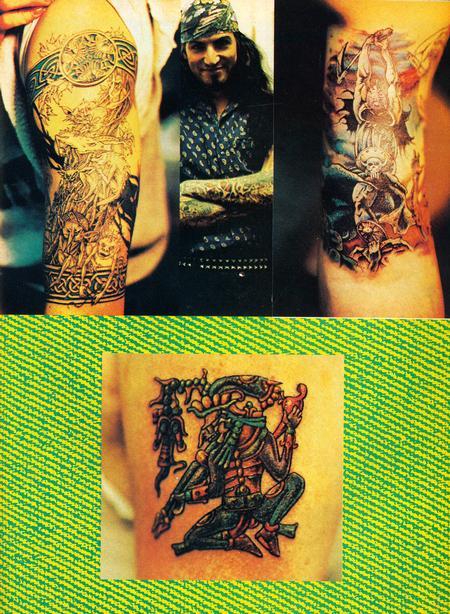 - Tattoo Revue Magazine, 1990 - Page 4