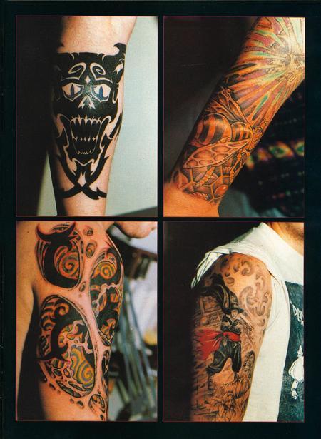 - Tattoo Revue Magazine, 1992 - Page 3