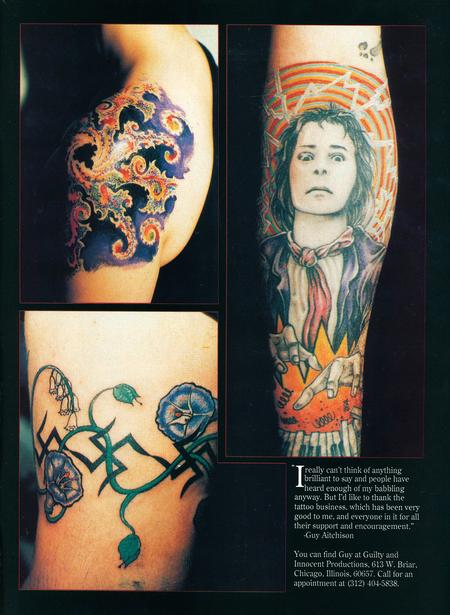 - Tattoo Revue Magazine, 1992 - Page 5