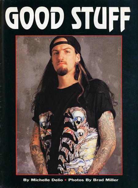 - Tattoo Revue Magazine, 1993 - Page 1