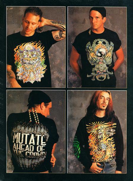 - Tattoo Revue Magazine, 1993 - Page 3