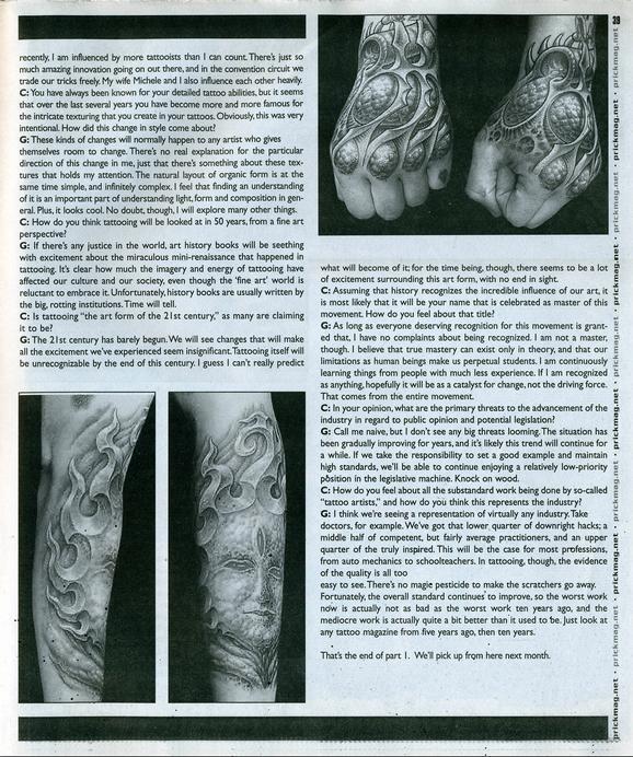 - Prick Magazine, 2001, Page 3