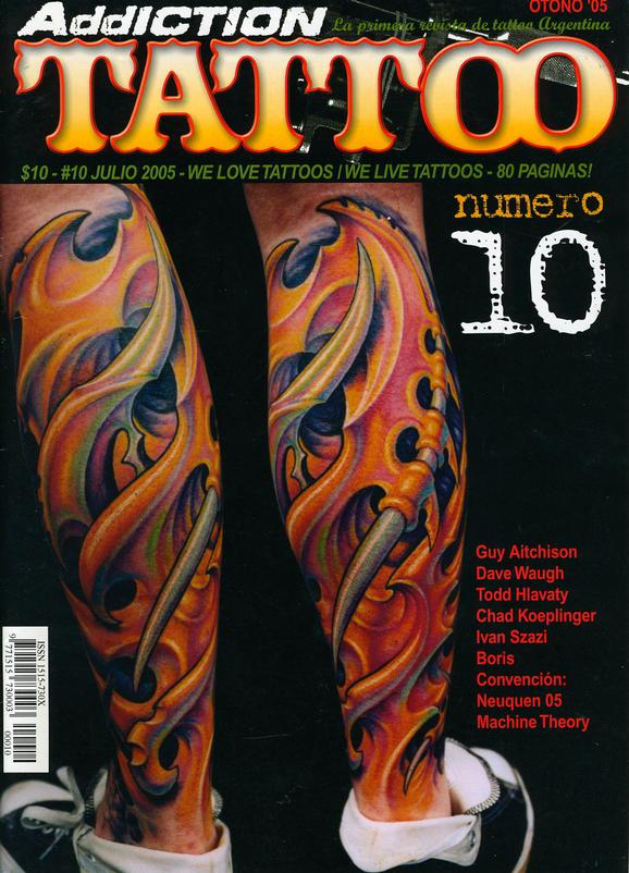 - Argentina Feature, 2005, Cover