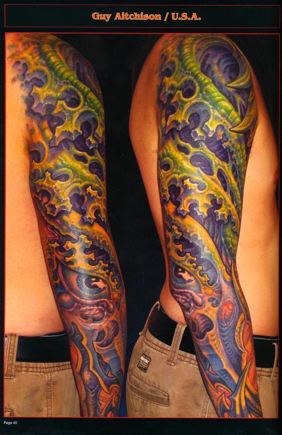 - Custom Tattooz Australia, 2008, Page 6