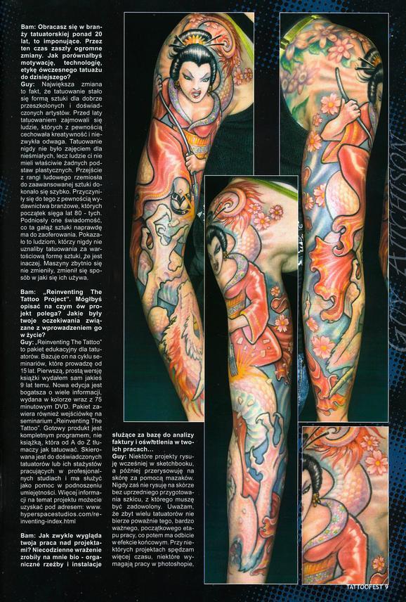- Poland Tattoofest Magazine, 2009, Page 2