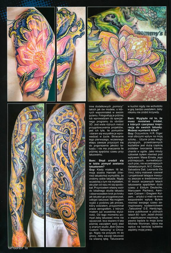 - Poland Tattoofest Magazine, 2009, Page 3