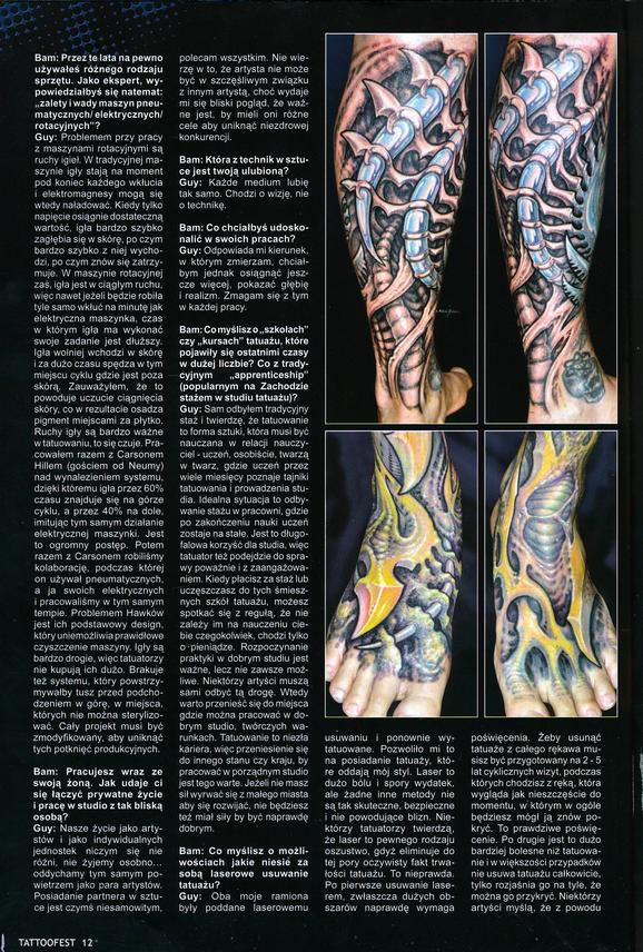 - Poland Tattoofest Magazine, 2009, Page 5