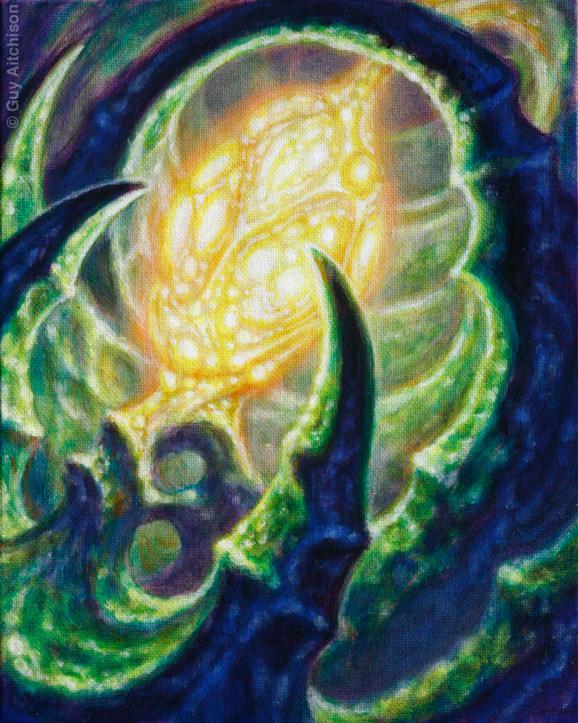 Guy Aitchison - GlowThing 2, 2007