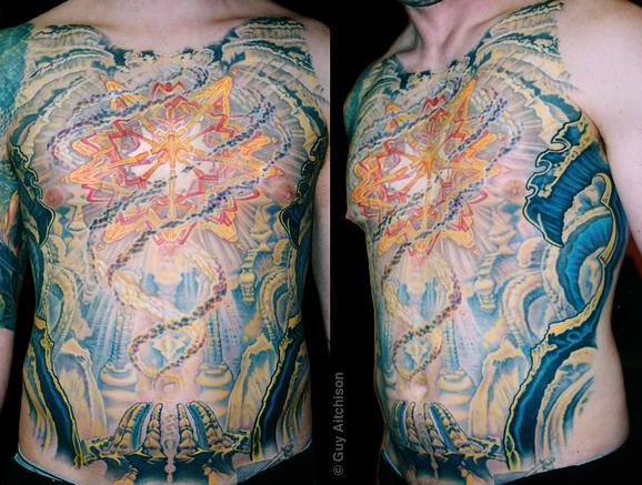 Tattoos - Micah, lightform chamber - 72606