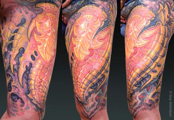 Tattoos - Scott, biopod - 72551