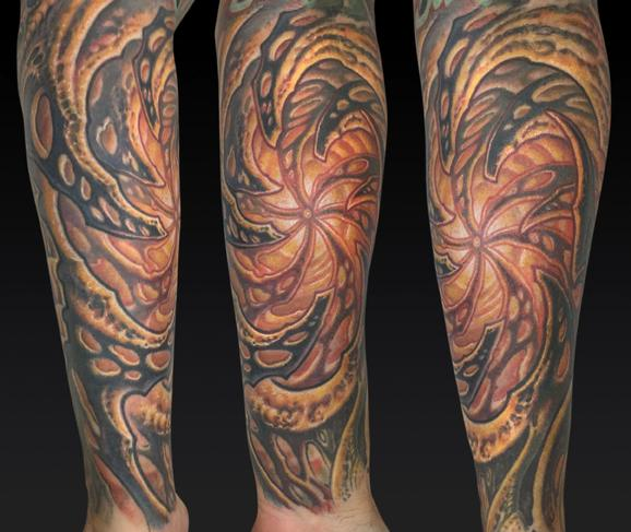 Tattoos - Joel Forearm Web - 122029