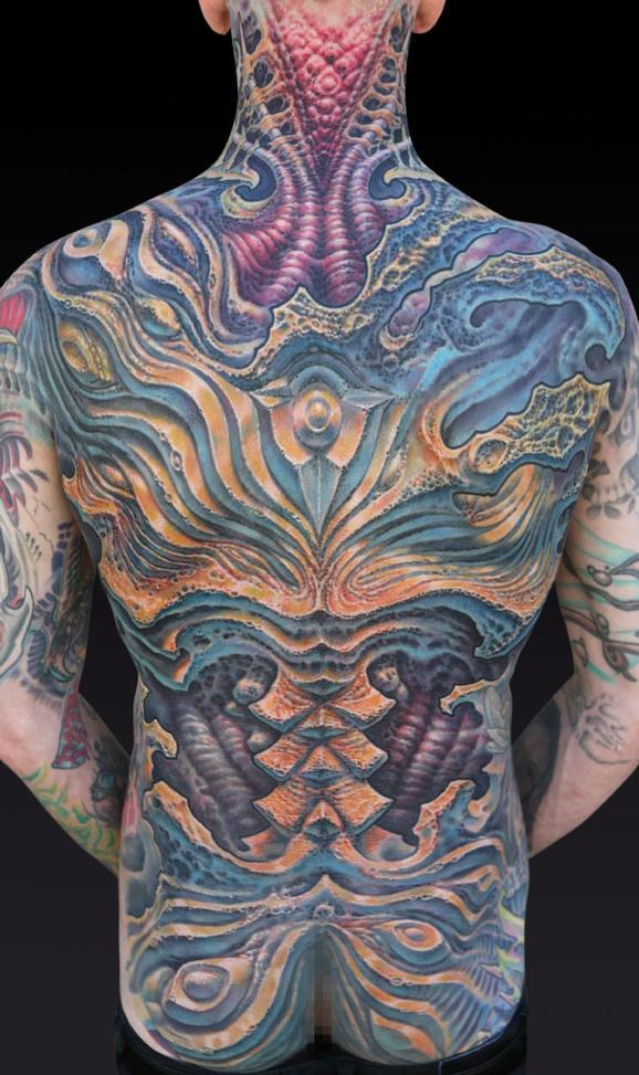 Tattoos - RonBackDone2 Web - 122036