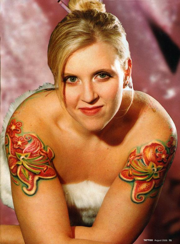 - Wortman, Tattoo Magazine, 2006, Page 5