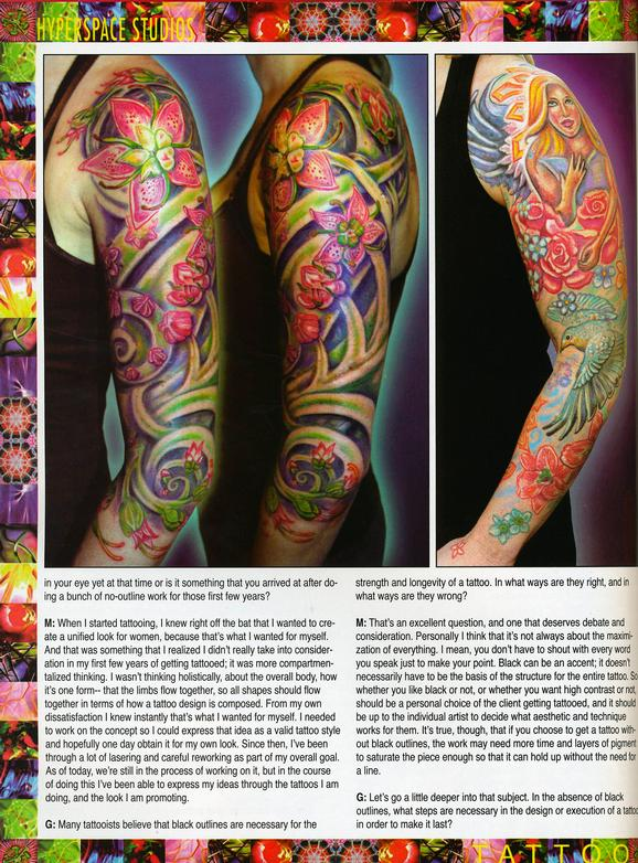 - Wortman - Tattoo Society Magazine, 2010, Page 2