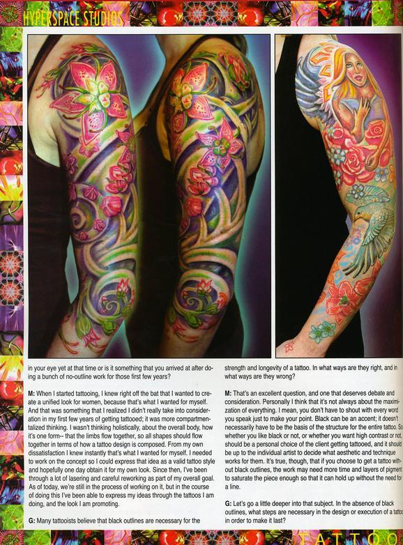 - Wortman - Tattoo Society Magazine, 2010, Page 2