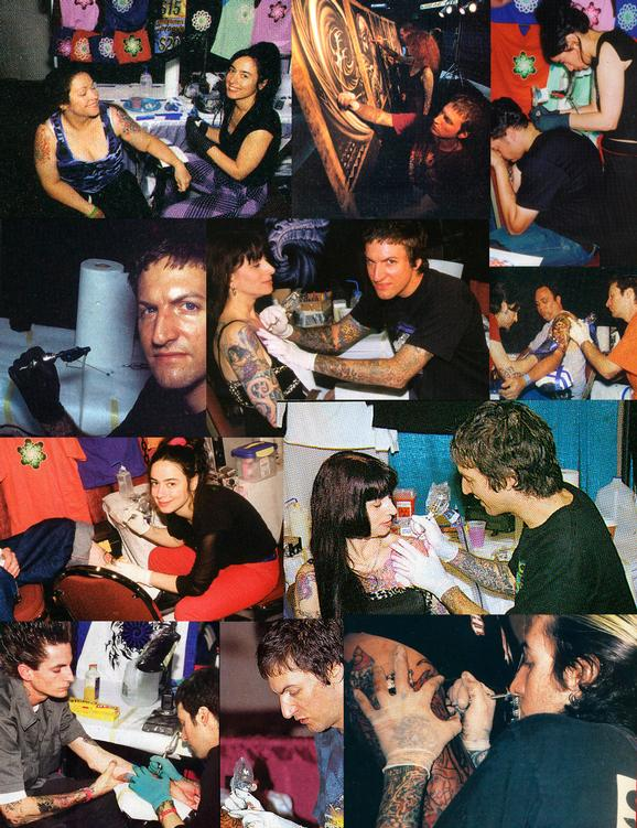 - Photos from various magazines from 1990-2011, Page 3