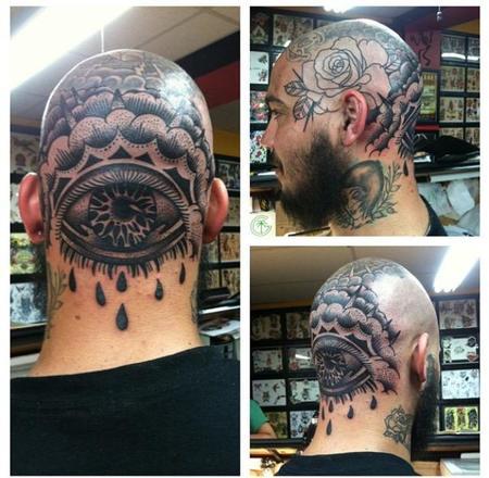 Tattoos - Black Traditional - 109290