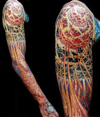 Tattoos - Rain - 14796