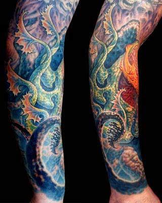 Tattoos - Mind Tree - 14806
