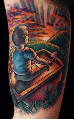 Tattoos - Sandbox - 15211