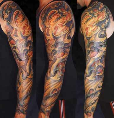 Guy Aitchison - Arm Sleeve