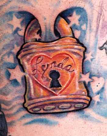 Tattoos - Lynda's Lock - 29790
